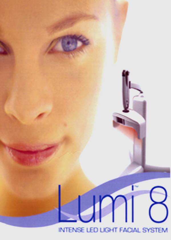 Lumi 8 Intense Led Light Facial System